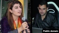 Tara Hussain & Diyari Mohammad