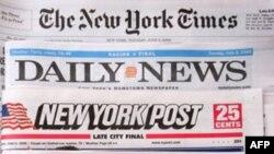 Традиційні ЗМІ у США не здають позицій
