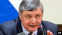 افغانستان کیلئے روسی صدر ولادی میر پوٹن کے خصوصی نمائندے ضمیر کابولوف۔ فائل فوٹو