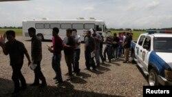 El acuerdo busca hacer más eficiente el compartir información de antecedentes criminales de ciudadanos hondureños repatriados.