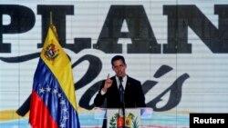 Lãnh đạo đối lập Venezuela, Juan Guaido.