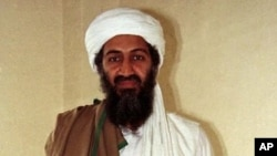 Oussama Ben Laden (AP archives).