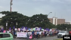 """Marcha contra criminalização do aborto: """"Criminalizar só agrava"""""""