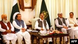 Pakistanski politički lideri