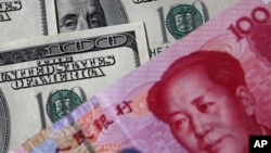 人民幣兌美元匯率最近屢創新高。