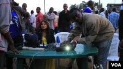 'Slum Film Festival', Nairobi