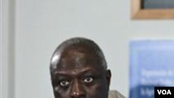 Direktur Organisasi Pangan dan Pertanian PBB (FAO), Jacques Diouf.