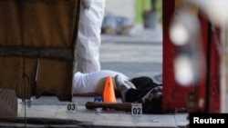 Al menos 15 cadáveres descuartizados fueron encontrados en Tamaulipas, al noreste de México.