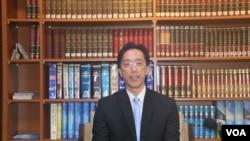 台湾外交部北美司副司长徐佑典