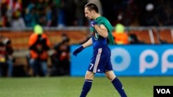 Frank Ribery fue una de las grandes decepciones del pasado mundial por parte de la selección francesa.