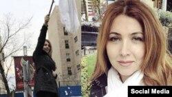 شاپرک شجری زاده، از معترضان به حجاب تهران