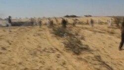 سربازان مصری به شبه نظاميان اسلامگرا درنزديکی مرز اسرائيل حمله کردند