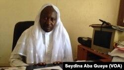 Momath Cissé, vice-président de l'association des consommateurs du Sénégal, Dakar, Sénégal, 25 octobre 2017. (VOA/Seydina Aba Gueye)