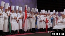 The best chefs in the world compete in the Bocuse d'Or, a biennial culinary event considered the Olympics of cooking.