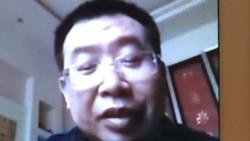 人权律师江天勇出狱回乡 妻盼尽早赴美家庭团聚
