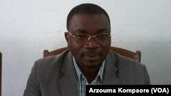 Theodore Gnagna Zadi secrétaire général, plateforme nationale des services public de Cote d'Ivoire au sujet de la greve des travailleurs