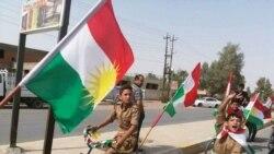 Kurdistan သီးျခားခြဲထြက္ဖုိ႔ တခဲနက္ဆႏၵထုတ္ေဖၚ