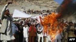 Afganistan'da Kuran Yakma Olayına Tepkiler