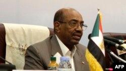 Général Omar el-Bechir, président ya kala ya Soudan na Khartoum, le 21 août 2013.