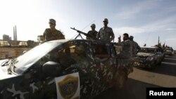 Libijske bezbednosne snage