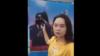 泼墨女孩董瑶琼被送株洲精神病院 中国各地急撤习画像
