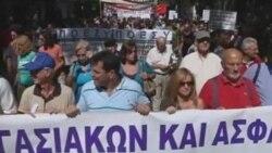 اعتراض روزنامه نگاران يونان به سياست رياضت های اقتصادی بيشتر توسط دولت