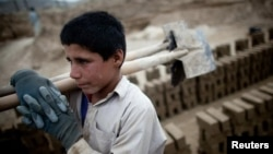 Child Labor Afghanistan