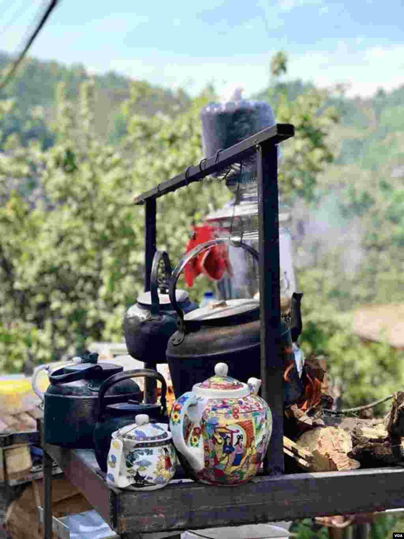 چای زغالی- رامسر عکس: حمیدرضا (ارسالی شما)