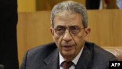 Tổng thư ký Liên đoàn Ả Rập Amr Moussa nhấn mạnh rằng Liên đoàn Ả Rập muốn bảo vệ thường dân chứ không phải là dội bom họ