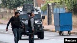ترکی کے شہر دیارباقر میں داعش کے خلاف پولیس آپریشن
