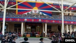 Dharamsala celebrates 24th Anniversary of Dalai Lama's Nobel Peace Prize Award(source:tibet.net)