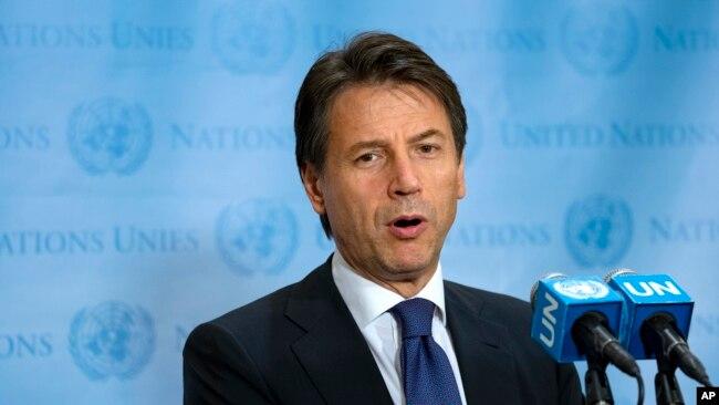 Премьер-министр Италии подверг критике санкции ЕС против России