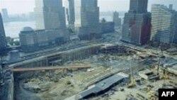 Dünya Ticaret Merkezi İnşaat Alanında Tarihi Kalıntı