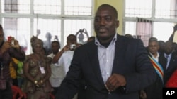 Kabila a votar