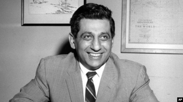 Veteran journalist and U.S. diplomat Barry Zorthian. Zorthian was a journalist for CBS Radio and spent 13 years as a reporter, editor and program manager at the Voice of America.