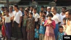 Etnis minoritas Muslim Rohingya di Sittwe, Myanmar menjadi sasaran pelanggaran dan diskriminasi (foto: dok).
