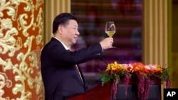 中国领导人习近平 (资料照片)