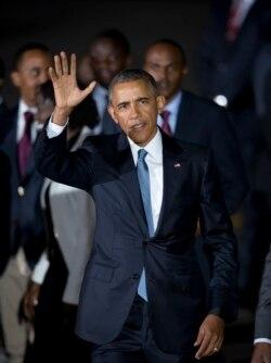 Interview with Vincent Makori of President Barack Obama's Visit to Kenya