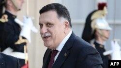 Fayez al-Sarraj, chef du gouvernement libyen d'union nationale (GNA), 27 septembre 2016.