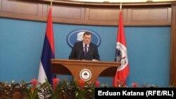 Milorad Dodik nakon proslave 9. januara se našao na američkoj crnoj listi