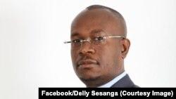 Delly Sesanga joint par Eddy Isango
