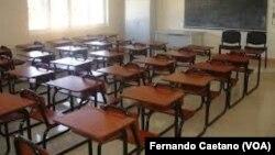 Governo reconhece falta de professores e de salas de aulas