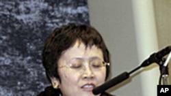 《财经》杂志主编胡舒立