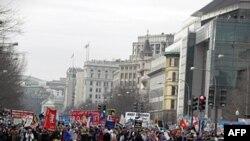 反堕胎游行