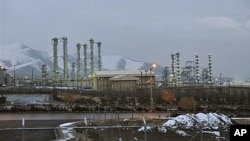 伊朗重水核設施(資料照片)