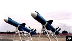 台湾雄风二导弹