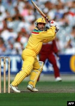 سابق آسٹریلوی بلے باز ڈیوڈ بون۔