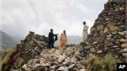 افغانستان: د پاکستان له لوري بیا توغندي ویشتل شوي