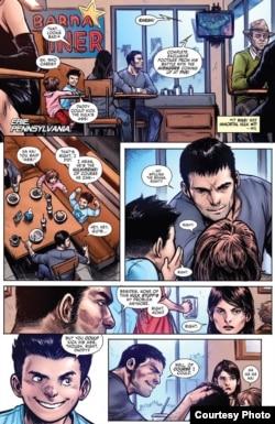 Komik terbaru Marvel karya Ario Anindito (dok: Ario Anindito/Marvel Comics)