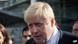 Londonun meri Boris Conson